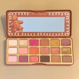 Too Faced Gingerbread Spice Palette 💝